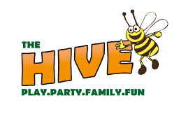 The Hive Soft Play logo