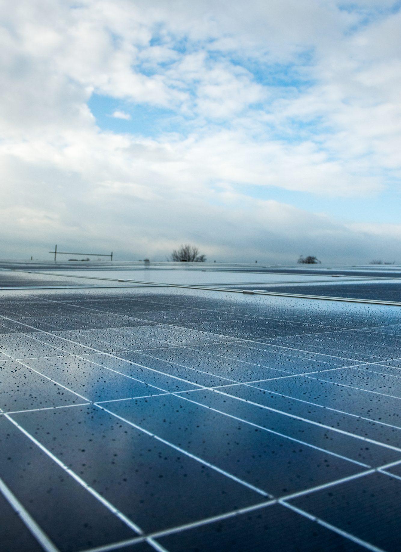 Grange Door Systems Solar Photovoltaic Panels