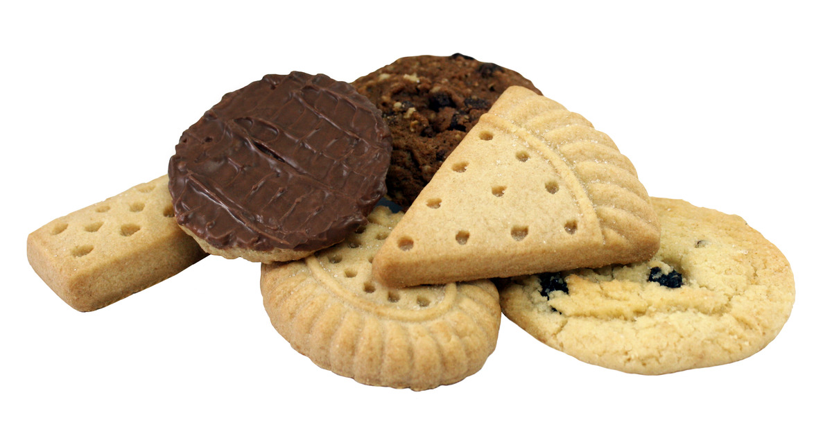 Picture of shortbread