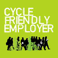 Cycle Friendly Employer logo