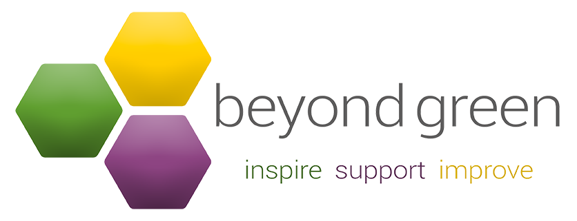 Sustainability services for businesses - Inspire Support Improve  Resource Efficiency I Beyond Green