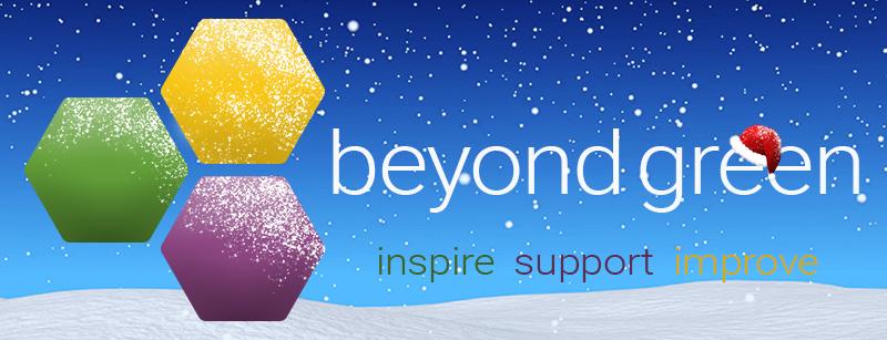 Beyond Green logo